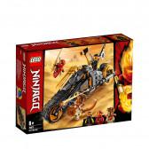 Лего нинджаго - офроуд мотоциклета на cole за момче Lego 54038