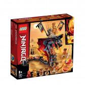 Лего нинджаго - огнен зъб за момче Lego 54042