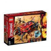 Лего нинджаго - katana 4x4 за момче Lego 54044