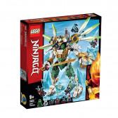 Лего нинджаго - роботът титан на lloyd за момче Lego 54046
