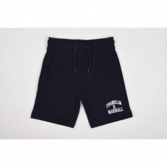 къси памучни панталони за момче Franklin & Marshall 54090
