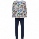 Памучна пижама от две части за момиче Name it 54190