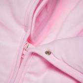 Плюшено одеяло порт за бебе момиче Bebetto 54470 4