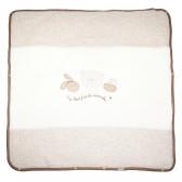 Одеяло порт унисекс за бебе Bebetto 54481