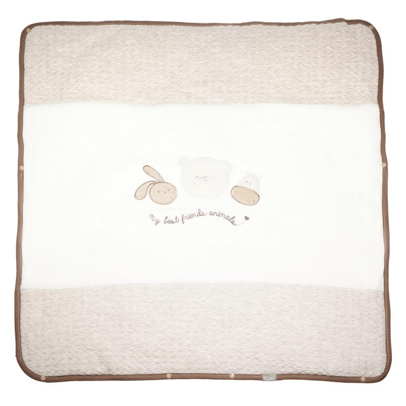 Одеяло порт унисекс за бебе  54481
