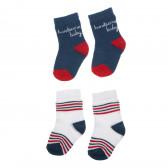 Комплект чорапи за бебе Bebetto 55017 2