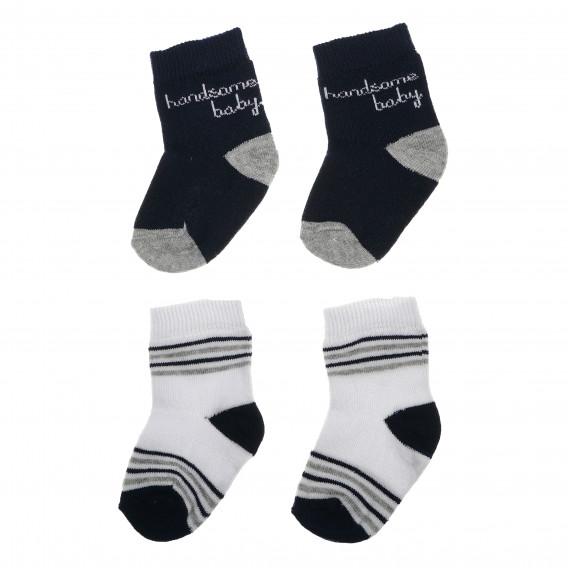 Комплект чорапи за бебе Bebetto 55019 2