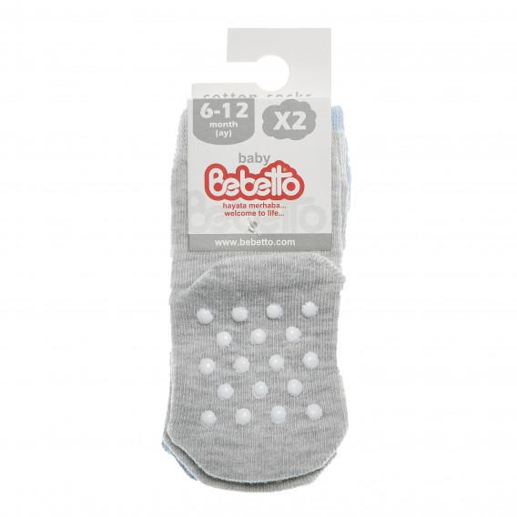 Комплект чорапи за бебе Bebetto 55037