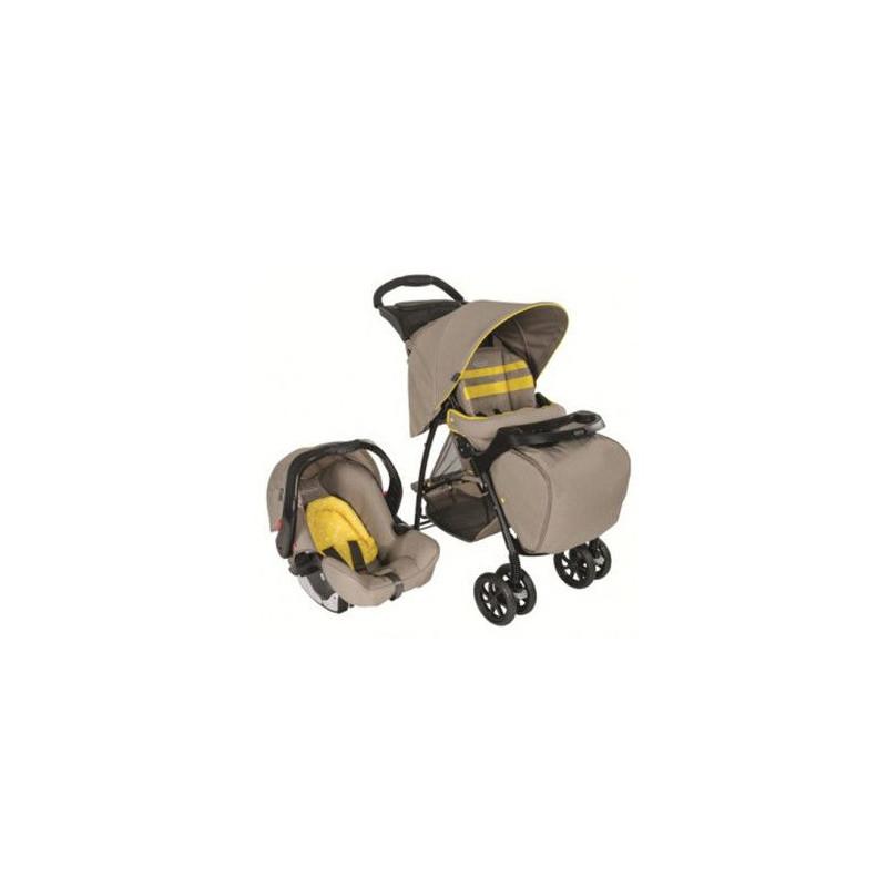 Комбинирана детска количка Mirage + TS Neon sand  5644
