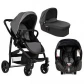 Комбинирана детска количкаEVO Trio Charcoal 3 в 1 Graco 5653