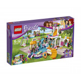 Лего френдс -  летен басейн хартлейк 41313 Lego 5655
