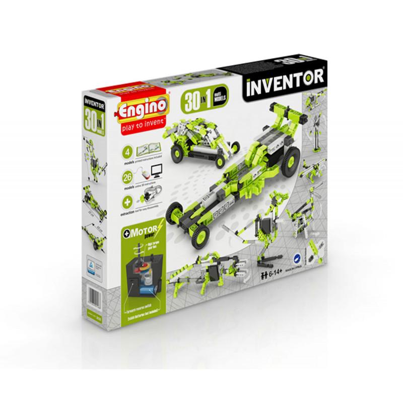 Конструктор - 30 моторизиран комплект 121  5671