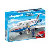 Плеймобил - пътнически самолет Playmobil 5707