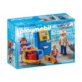 Плеймобил - семейство на гише за чекиране Playmobil 5711