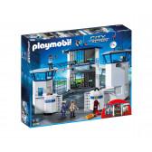 Плеймобил - полицейско управление със затвор Playmobil 5723