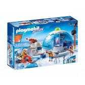 Плеймобил - база на арктическа експедиция Playmobil 5743