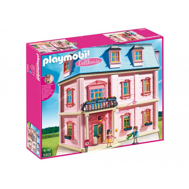 Конструктор Романтична къща за кукли над 10 части  5818