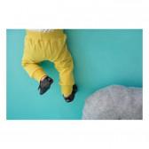 Памучни меки буйки за бебе с жълта памучна подплата   - унисекс Pinokio 58741 2