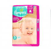 Еднократни пелени размер: 5, 47 бр. Pampers 59843