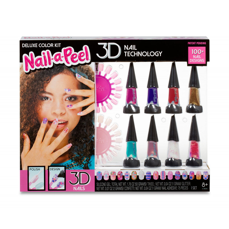 Комплект за 3D маникюр  6065