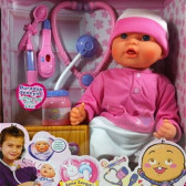 Бебе на лекарски преглед- такмей  6072