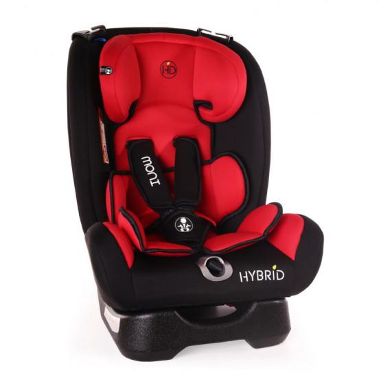 стол за кола червен (0-36kg) Moni 60744