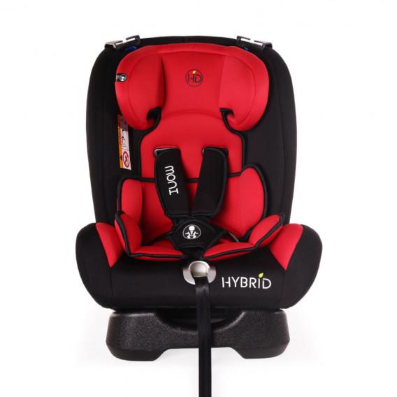 стол за кола червен (0-36kg) Moni 60745 2