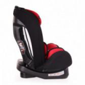 стол за кола червен (0-36kg) Moni 60746 3