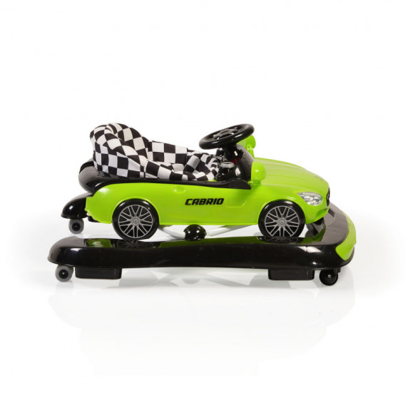 детска проходилка Cabrio зелена унисекс CANGAROO 60749 3
