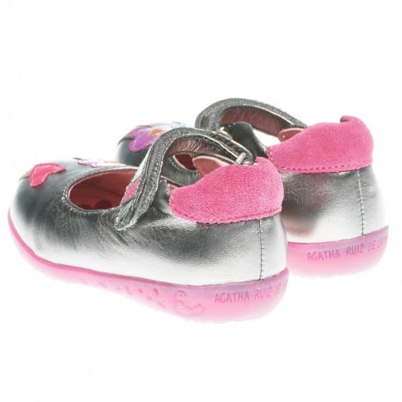 Обувки за момиче Agatha ruiz de la prada 60928 2