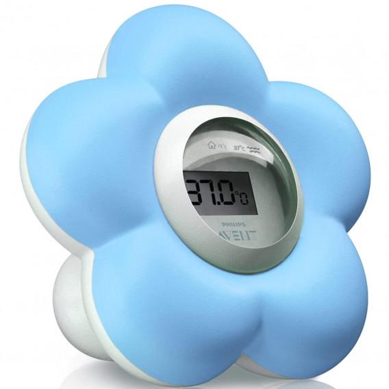 Дигитален термометър за стая и вана Philips AVENT 61037 2
