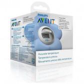 Дигитален термометър за стая и вана Philips AVENT 61038 3