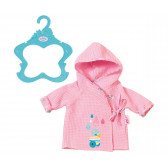 Baby born - халат за баня Zapf Creation 6111