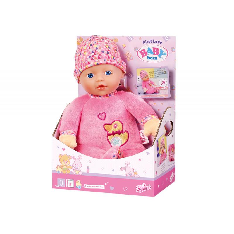 Бейби борн - моята първа любима кукла  6112
