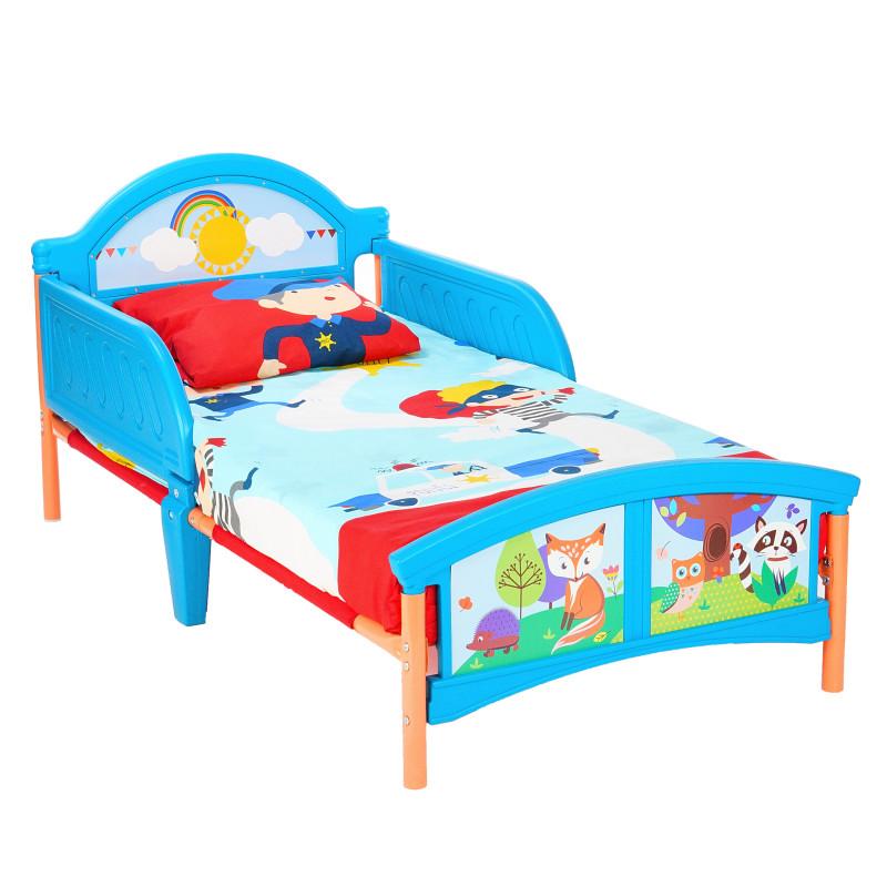 Детско легло - Горски Животни унисекс  61257