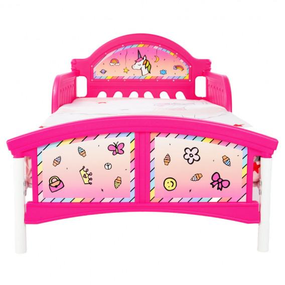 Детско легло - Еднорог за момиче Delta children 61270 3