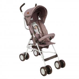 Детска количка trek beige fashion Lorelli 61427