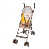 Детска количка light beige & yellow happy family Lorelli 61436 3