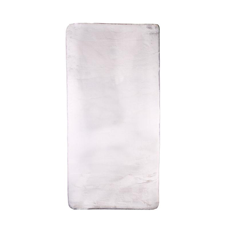 Килим suede soft- сив  6198