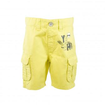 памучен къс панталон за момче Benetton 62161