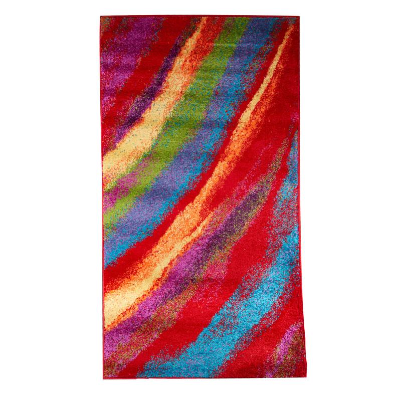 Килим - с цветен принт в различни размери  6222