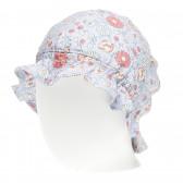 Памучна лятна шапка за момиче Benetton 62258