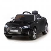 Кола audi s5 cabriolet черен/металик Moni 6250
