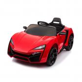 """Кола червена- """"rock"""" Moni 6256"""
