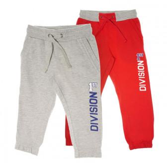 2 броя памучен панталон за момче на цената на един Chicco 63700