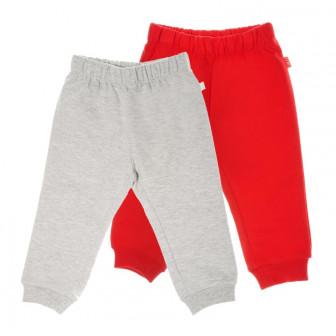 2 броя памучен спортен панталон за бебе на цената на един унисекс Chicco 63703