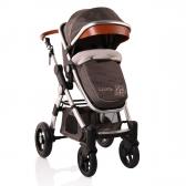 Комбинирана детска количка luxor 2 в 1 CANGAROO 6593
