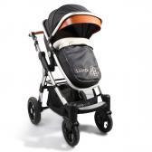 Комбинирана детска количка luxor 2 в 1 CANGAROO 6598