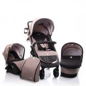 Комбинирана детска количка noble 3 в 1 CANGAROO 6600