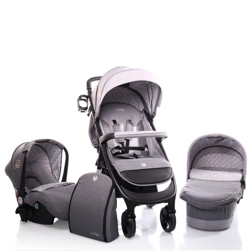 Комбинирана детска количкаNoble 3 в 1  6603